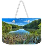 Long Branch Marsh Weekender Tote Bag by Adam Jewell