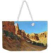 Long Canyon 1 Weekender Tote Bag