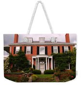 Long Hill Weekender Tote Bag