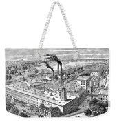 Long Island: Factory Weekender Tote Bag