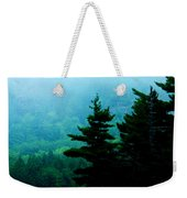 Long Pond Silhouettes Weekender Tote Bag