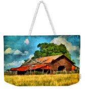 Long Road Barn Weekender Tote Bag