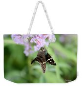 Long Tailed Skipper - Urbanus Proteus Weekender Tote Bag