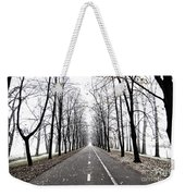 Long Way Weekender Tote Bag