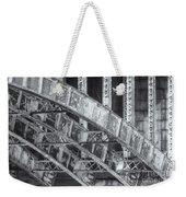 Longfellow Bridge Arches V Weekender Tote Bag