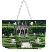 Longwood Fountains Weekender Tote Bag