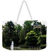 Longwood Garden Castle Weekender Tote Bag