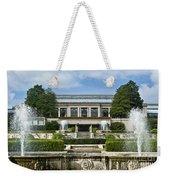 Longwood Gardens Fountains Weekender Tote Bag
