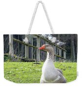 Lookin South Weekender Tote Bag