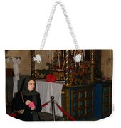 Looking For Change To Lit A Candle Weekender Tote Bag