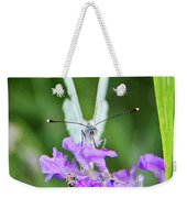 Looking Into Butterfly Eyes Weekender Tote Bag