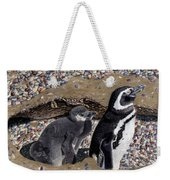 Looking Out For You - Penguins Weekender Tote Bag