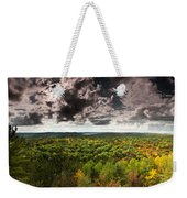 Lookout Trail Weekender Tote Bag