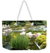 Loop Around The Garden Weekender Tote Bag