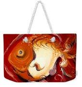 Loose Goldfish Weekender Tote Bag