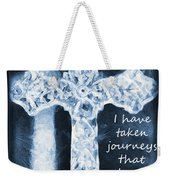 Lord Have Mercy With Lyrics Weekender Tote Bag