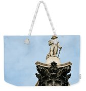 Lord Nelson's Column Weekender Tote Bag