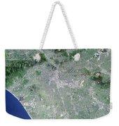 Los Angeles, California Weekender Tote Bag