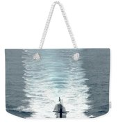 Los Angeles-class Fast Attack Submarine Weekender Tote Bag