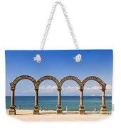 Los Arcos Amphitheater In Puerto Vallarta Weekender Tote Bag by Elena Elisseeva