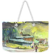 Los Olmos De Penafiel In Spain 01 Weekender Tote Bag
