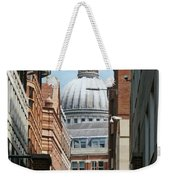 Lost In The Crowd Weekender Tote Bag