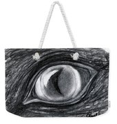 Lost In The Eye Of Your Past Weekender Tote Bag