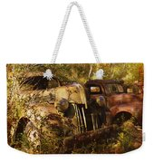Lost In Time Weekender Tote Bag