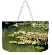 Lotus Pond 2 Weekender Tote Bag