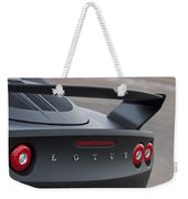 Lotus Taillights Weekender Tote Bag