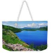 Lough Caragh, Co Kerry, Ireland Weekender Tote Bag