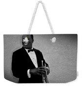 Louis Armstrong Bw Weekender Tote Bag