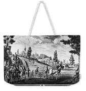 Louis, Dauphin Of France Weekender Tote Bag