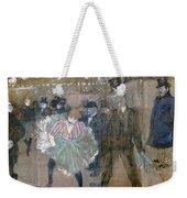 Louise Weber (1866-1929) Weekender Tote Bag