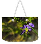 Louisiana Wildflower Weekender Tote Bag