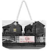 Love Before Breakfast Weekender Tote Bag
