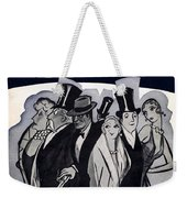 Love For Sale Weekender Tote Bag