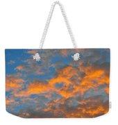 Love From Above Weekender Tote Bag