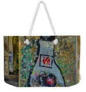 Love Graffiti Weekender Tote Bag