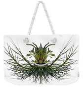 Love In A Mist Weekender Tote Bag