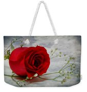Love Is Everlasting Weekender Tote Bag