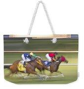 Love Of The Sport Weekender Tote Bag
