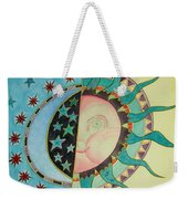Love You Day And Night Weekender Tote Bag
