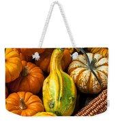Lovely Autumn Weekender Tote Bag