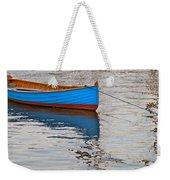 Lovely Boat Weekender Tote Bag