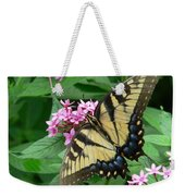 Lovely Butterfly Weekender Tote Bag