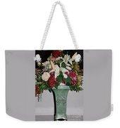 Lovely Floral Arrangement Weekender Tote Bag