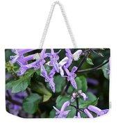 Lovely In Lavender Weekender Tote Bag