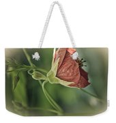 Lovely Lady Weekender Tote Bag