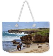 Lovely Ride Weekender Tote Bag